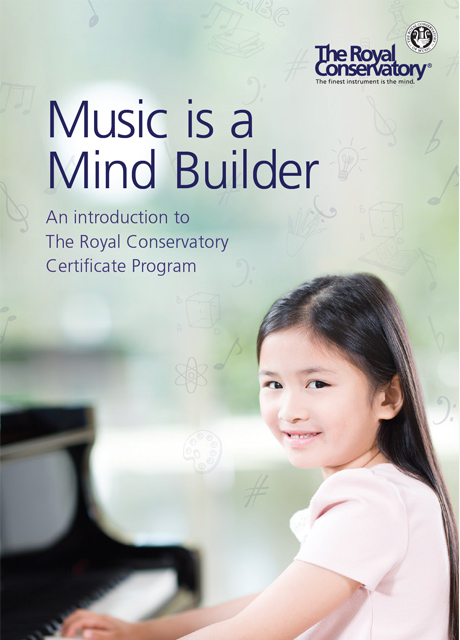 The Royal Conservatory Certificate Program guide for parents